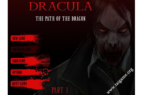 Dracula - The Path of the Dragon - Episode 3 - Download ...