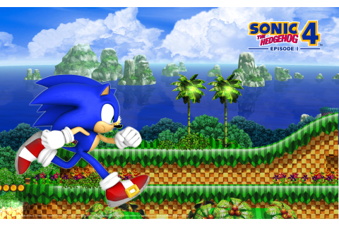 Wallpapers – Sonic The Hedgehog 4 | Last Minute Continue