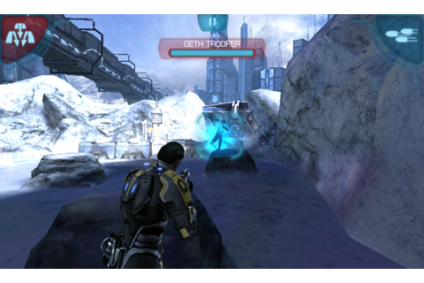 Mass Effect:Infiltrator – Games for Windows Phone 2018 ...