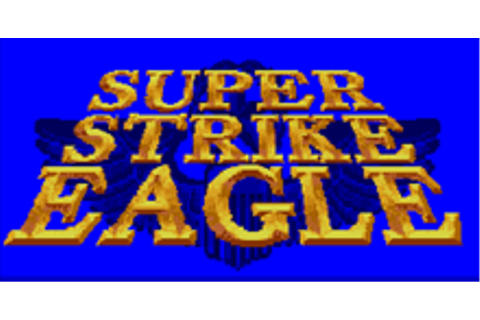 Super Strike Eagle Download Game | GameFabrique