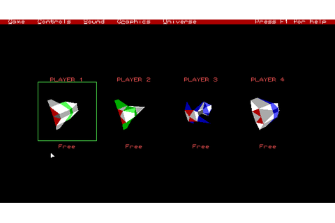 Netwars | Old DOS Games | Download for Free or play on ...