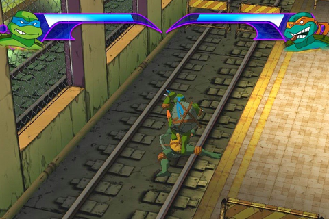 Teenage Mutant Ninja Turtles PC Game | Download PC Games and Softwares