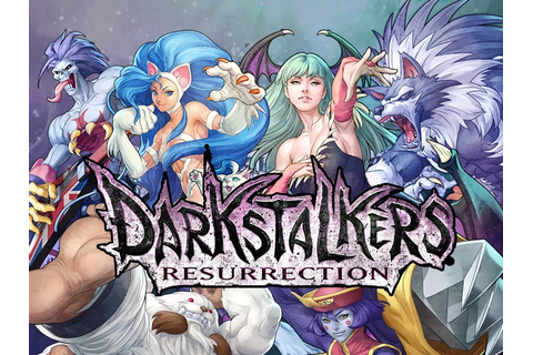 Darkstalkers Resurrection - Launch Trailer - YouTube