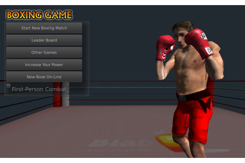 Boxing Game - Android Apps on Google Play