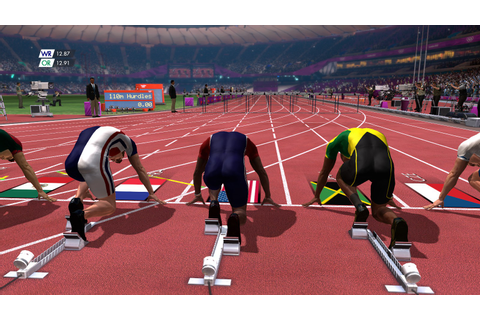 London 2012: The Official Video Game of the Olympic Games ...