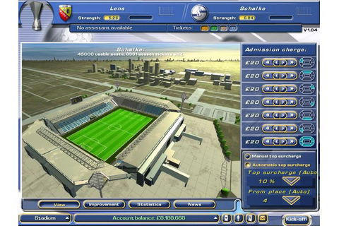 Soccer Manager Pro - Buy and download on GamersGate
