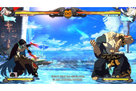 REVIEW: Guilty Gear Xrd Revelator - oprainfall