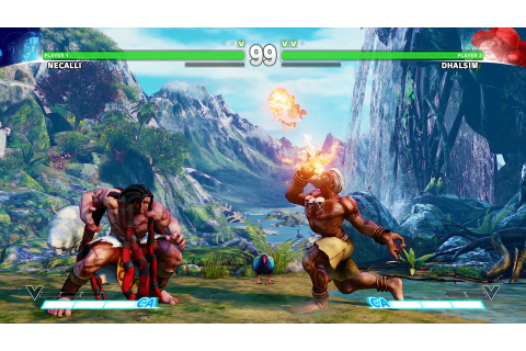 Street Fighter V Free Download - CroHasIt - Download PC ...