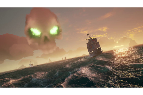 Sea of Thieves Releases Swashbuckling Gameplay Launch Trailer