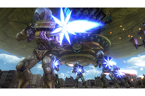 EARTH DEFENSE FORCE 5 Game | PS4 - PlayStation