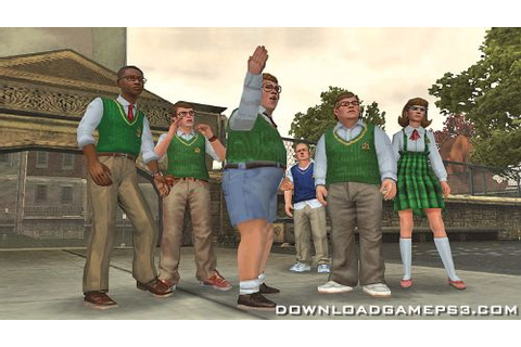Bully Canis Canem Edit - Download game PS3 PS4 PS2 RPCS3 ...