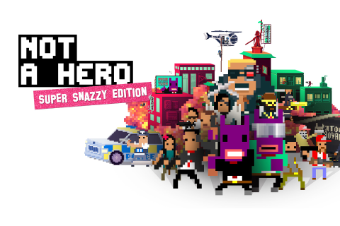 OlliOlli2 XL and Not A Hero: Super Snazzy Edition Coming ...