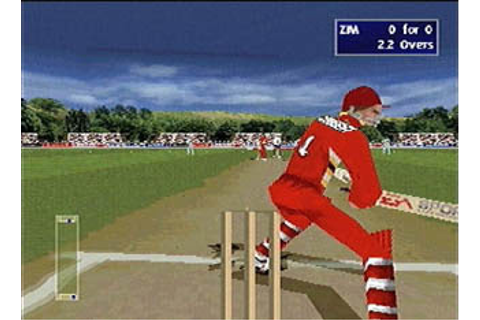 EA Sports Cricket 2000 - Full Version Game Download ...