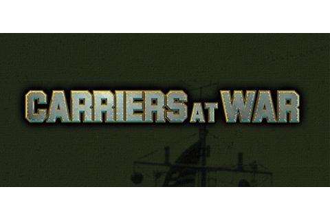 Carriers at War - Game - Matrix Games