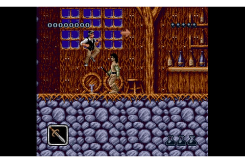 Play Bram Stoker's Dracula (USA) (Beta) • Super Nintendo ...