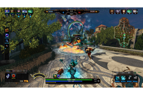 SMITE PlayStation 4 Open Beta Dated, Beta Codes Now Available