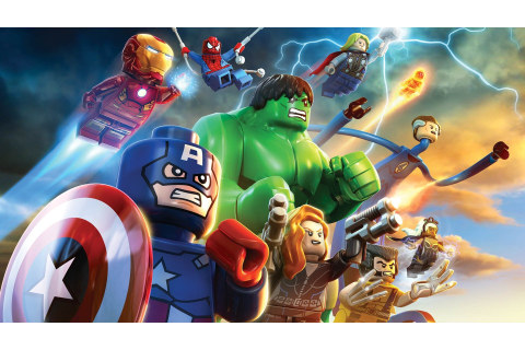 LEGO Marvel Super Heroes Full HD Wallpaper and Background ...