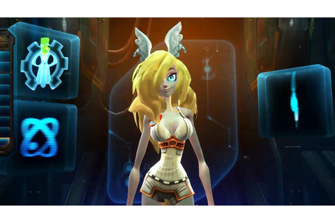 WILDSTAR Game Trailer : Amazing Features - YouTube