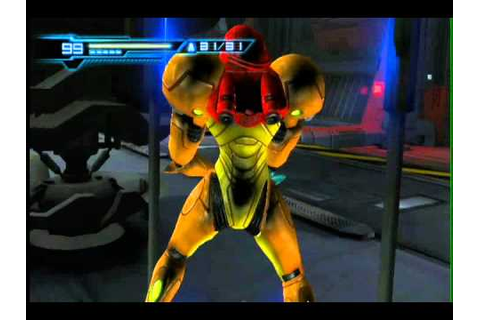 Metroid Other M Cheats - YouTube