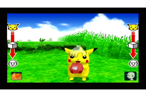 Hey You, Pikachu! (GAMEPLAY) - YouTube