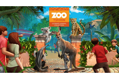 Zoo Tycoon: Ultimate Animal Collection [Gameplay, PC ...