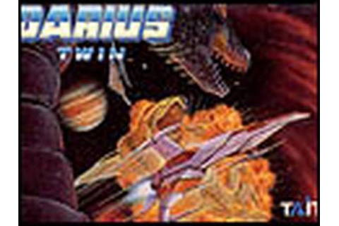 Classic Game Room - DARIUS TWIN for Super Nintendo review ...