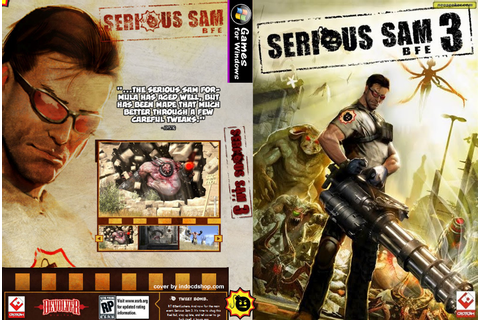 Serious Sam 3: BFE | Game Cover