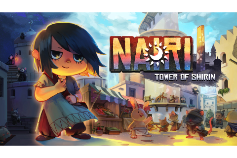 NAIRI: Tower of Shirin from HomeBearStudio | HoundPickedGames