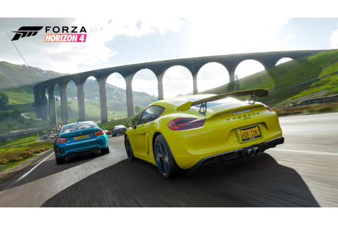 Forza Horizon 4's Route Creator Will Arrive With First ...