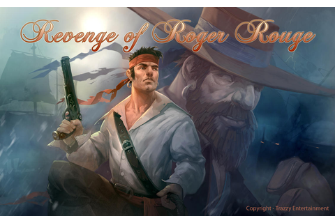 Revenge of Roger Rouge 2 by Goshun on DeviantArt