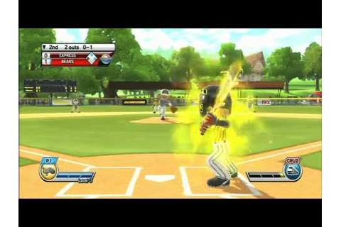 LITTLE LEAGUE WORLD SERIES BASEBALL 2010 Xbox 360 Video ...
