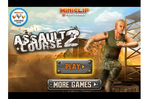 Assault Course 2, Miniclip Games, Soldier Runnig Games ...