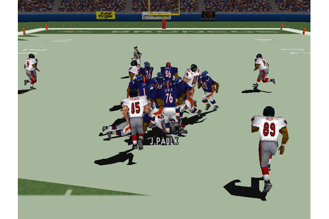 Madden NFL 2000 Screenshots | GameFabrique