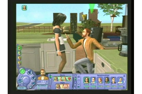 GameSpot Classic - The Sims 2 Video Review (PC) - YouTube