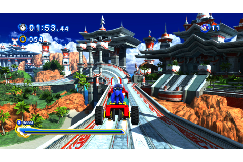 Download Sonic Generations Full PC Game