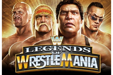 WWE Legends of WrestleMania - WWE Games Database