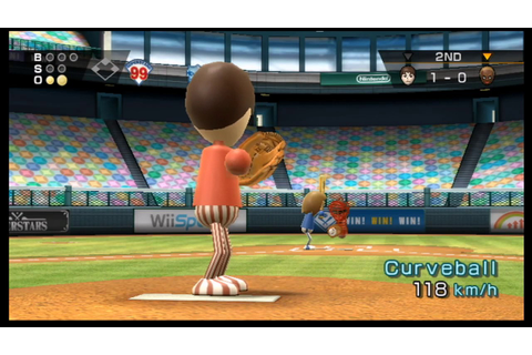 Wii Sports Baseball - YouTube