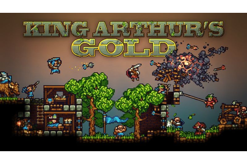 Скачать King Arthur's Gold Build 1793
