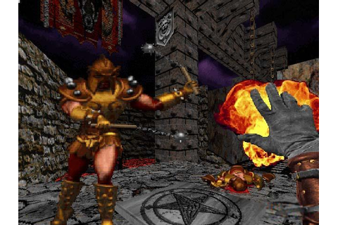 Witchaven II: Blood Vengeance Download (1996 Arcade action ...