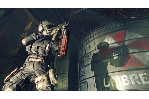 UMBRELLA CORPS 1st Trailer - YouTube