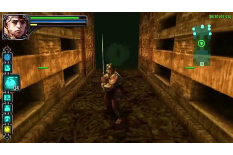 Warriors of the Lost Empire 1 PSP HD Gameplay - YouTube