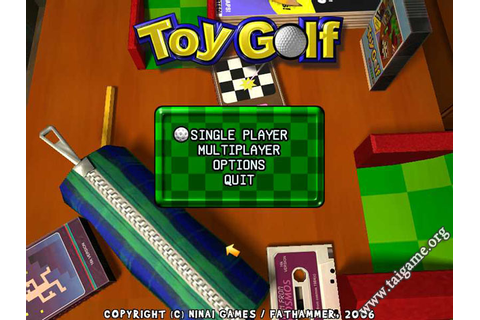 Toy Golf - Download Free Full Games | Sports games