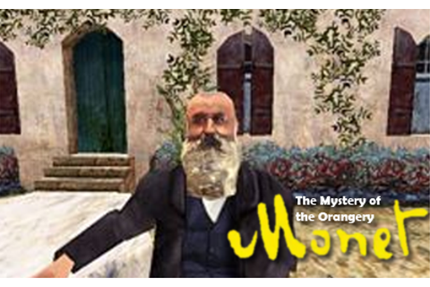 Als Honours Project: Monet The Mystery of the Orangery ...