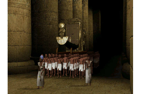 Дата выхода Egypt 1156 B.C.: Tomb of the Pharaoh (Das Grab ...