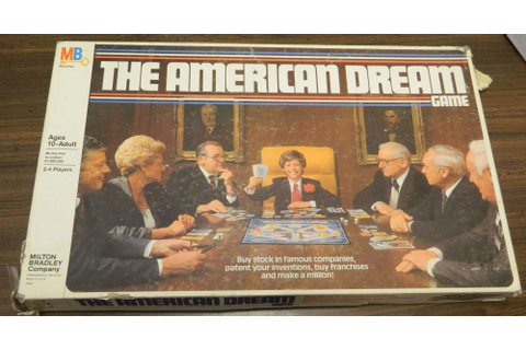 The American Dream Game Board Game Review and Rules ...