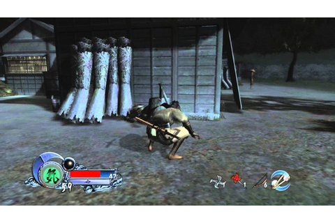 Obscure Games: Tenchu Z (Mission 4) - YouTube