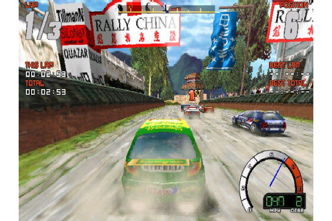 Screamer Rally Free Download Full PC Game | Latest Version ...