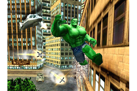 The Incredible Hulk Game Free Download Full Version For PC ...
