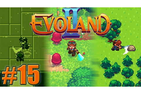 Evoland 2 Let's Play: Ep. 15- Boom - YouTube