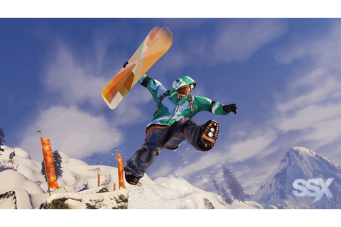 The New SSX Has A Familiar Groove And Some Amazing New ...